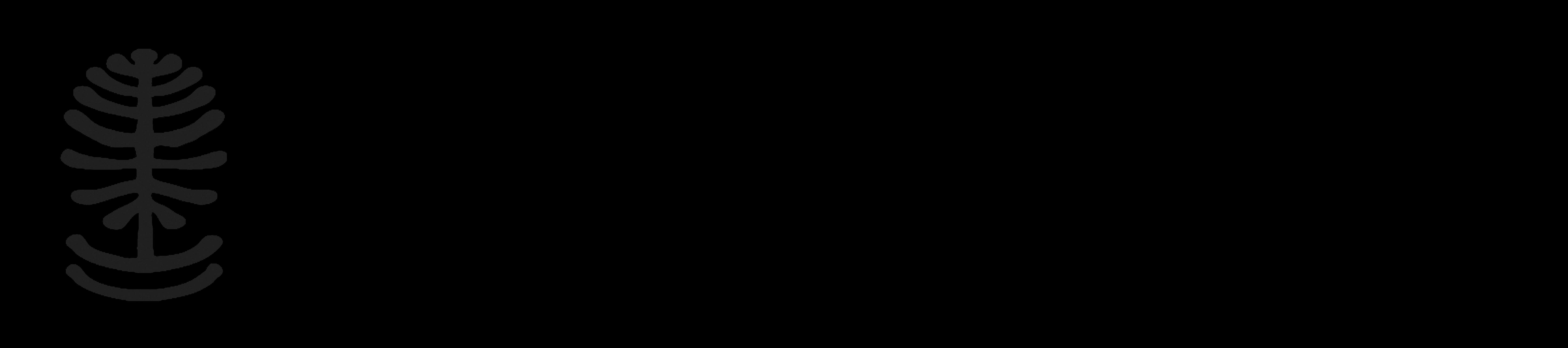 woodfordia logo long