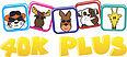 40kPlus logo