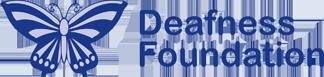DeafnessFoundation logo