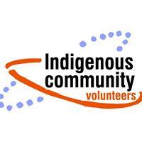 IndigenousCommunityVolunteersLogo