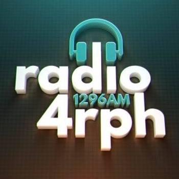 Qld RadioPrintHandicappedLtd Logo