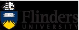flinderuni main logo black