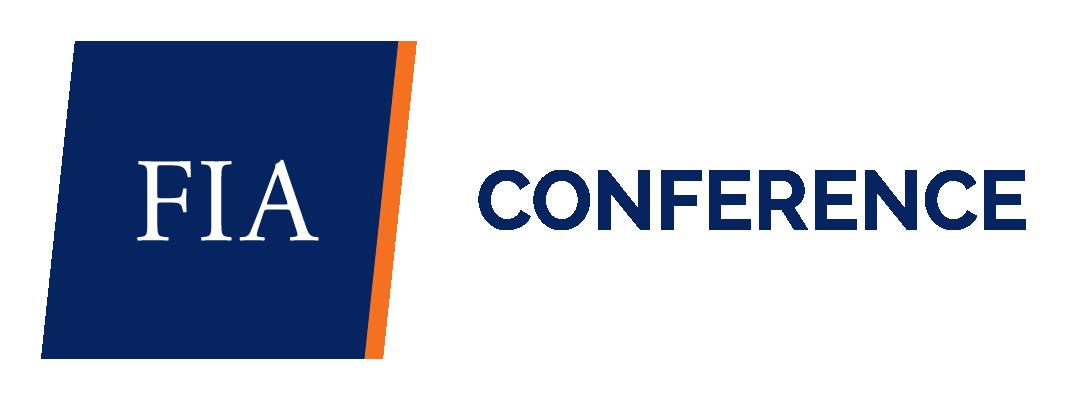 FIA Conference logo